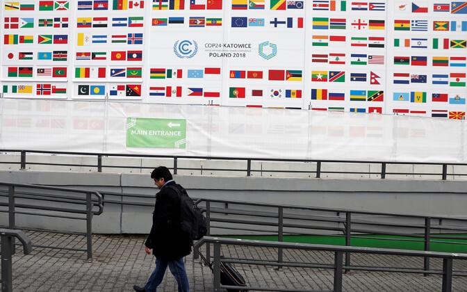 Poolas toimub ÜRO kliimakonverents.