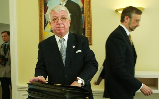 Esko Ollila 2003. aastal Eestis.