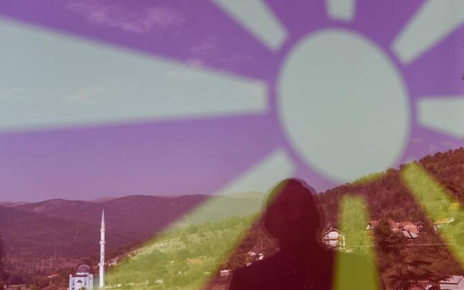 Makedoonia lipp.
