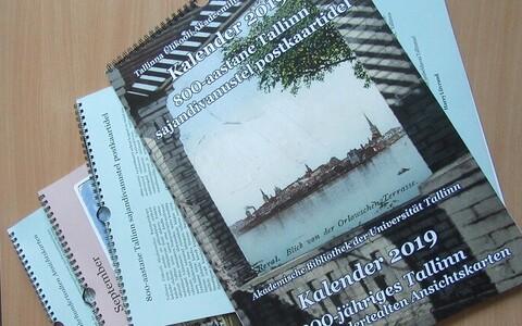 Tallinna 800. aastapäeva kalender