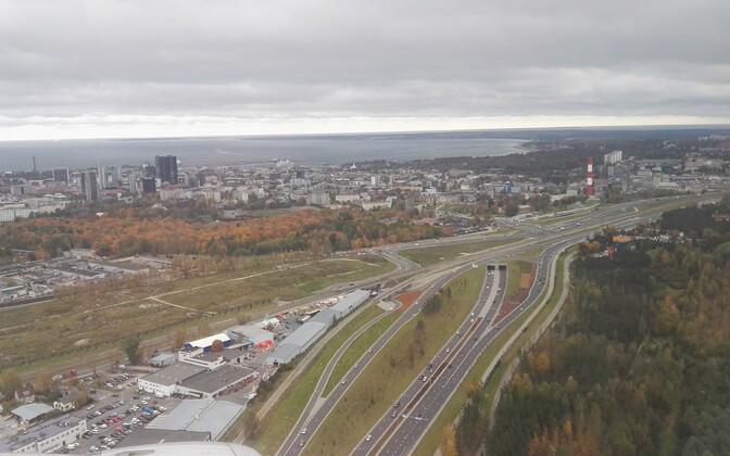Население Таллинна продолжает увеличиваться.