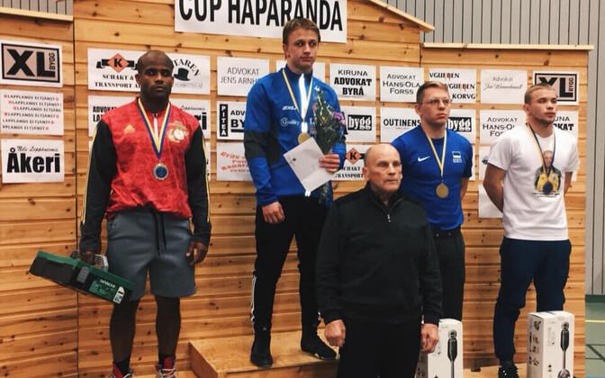 Denis Bolunov, Haparanda Cup, 3.koht