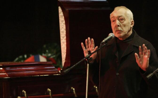Андрей Битов (1937-2018).
