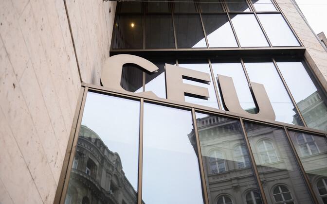 Kesk-Euroopa Ülikool Budapestis.