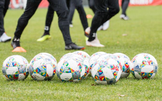 657e884ddd9 Jalgpalli noortekoondis võõrustab märtsikuus Prantsusmaad | Jalgpall ...