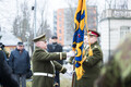 Maj. Gen. Martin Herem took over command of the Estonian Defence Forces from Gen. Riho Terras on Tuesday. 4 December 2018.