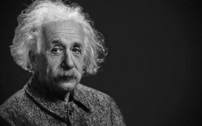Альбрет Эйнштейн.