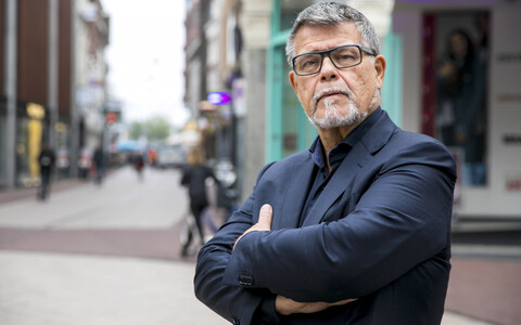 69-aastane hollandlane Emile Ratelband.