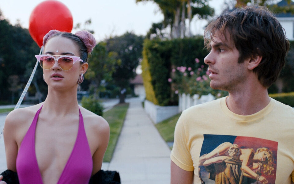 """Silver Lake: Los Angelese müsteerium"" (""Under the Silver Lake"")"