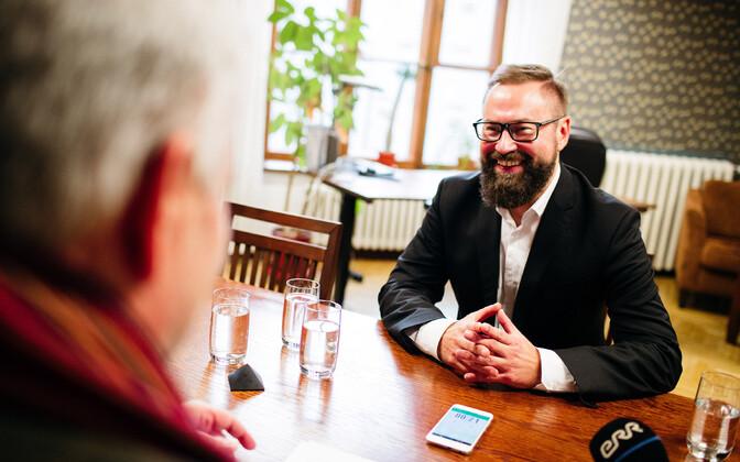 Toomas Sildami intervjuu Steven-Hristo Evestusega