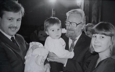 500 000. tallinna kodanik, Riin Õispuu sündis täna 31 aastat tagasi.