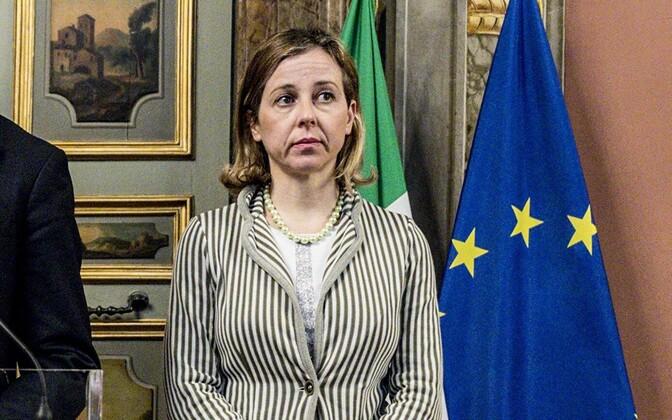 Itaalia terviseminister Giulia Grillo.