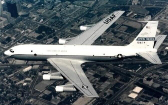 USA vaatluslennuk OC-135
