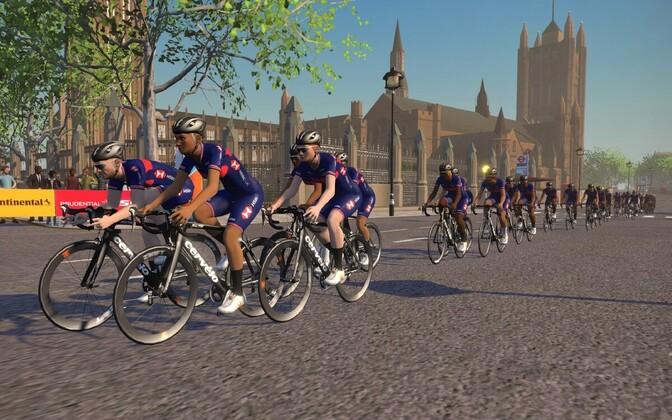 Erinevalt traditsioonilisest e-spordist nõuab ratturitele suunatud virtuaalses keskkonnas treenimine ja võistlemine ka tugevat füüsilist pingutust sarnaselt teistele rattaspordialadele