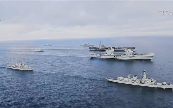 Британский флот.