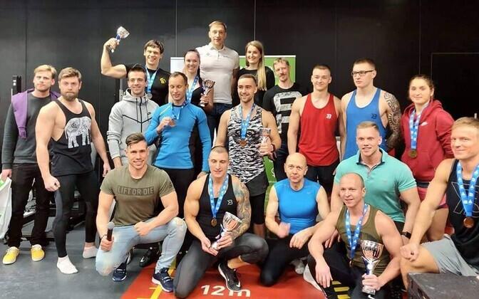 Fitness5 Eesti karikavõistlused