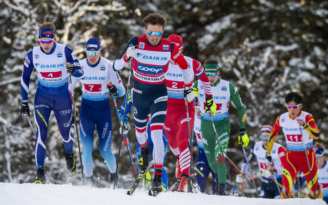 Emil Iversen (Norra) esiplaanil