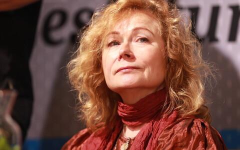 Doris Kareva on Erme tekste trükki toimetanud ja mõneti justkui ristiema