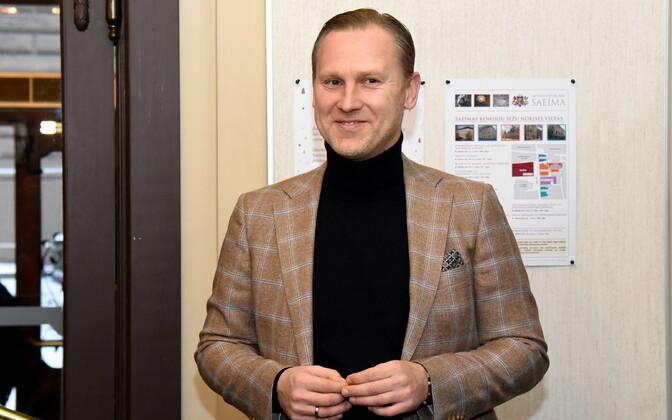 Läti peaministri kandidaat Aldis Gobzems.