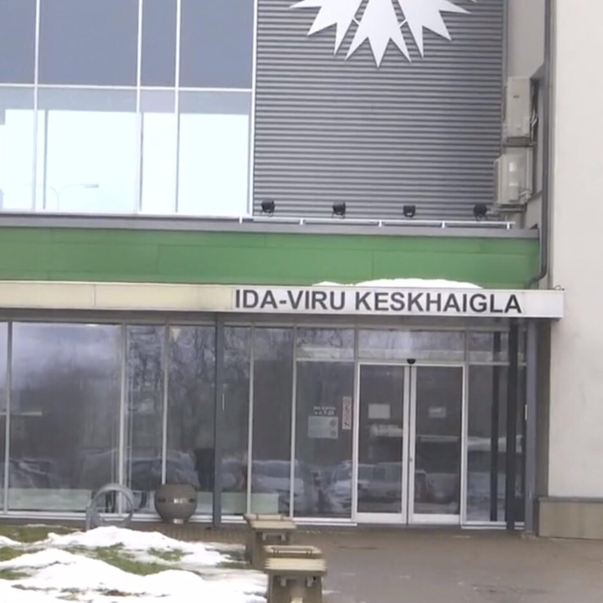 9478d43d7f4 Ida-Viru keskhaigla hakkab küsima visiiditasu ka tühistamata eriarstiaegade  eest | Eesti | ERR
