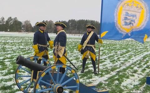Поход шведского короля.