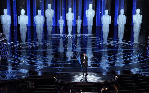 Jimmy Kimmel juhtis tänavust galat