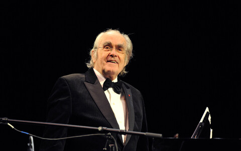 Michel Legrand Peterburis.