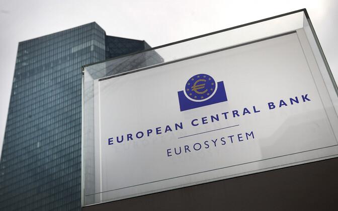 Euroopa Keskpank (ECB).