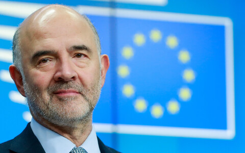 Pierre Moscovici.