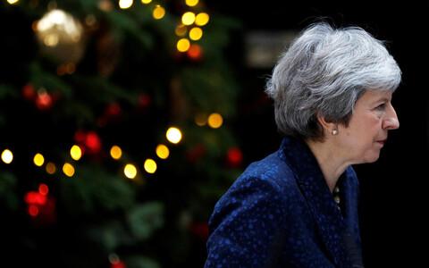Премьер-министра Великобритании Терезу Мэй хотят отправить в отставку.