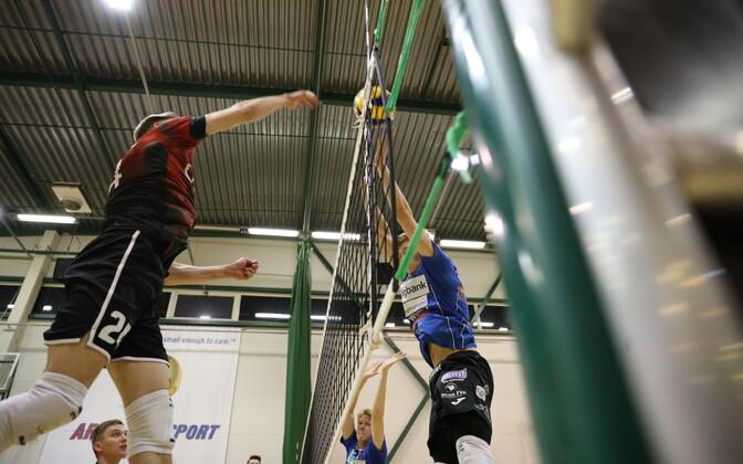 Võrkpalli Meistriliiga: Tallinna Selver - Tartu Bigbank