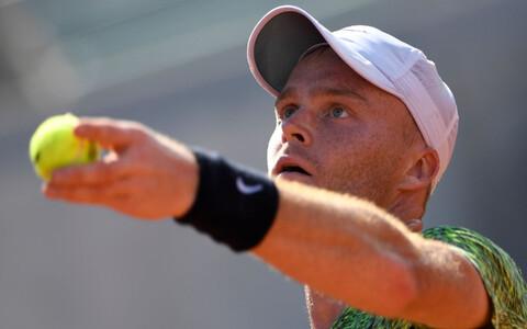 Uuest aastast on ainsa eestlasena ATP edetabelis Jürgen Zopp.