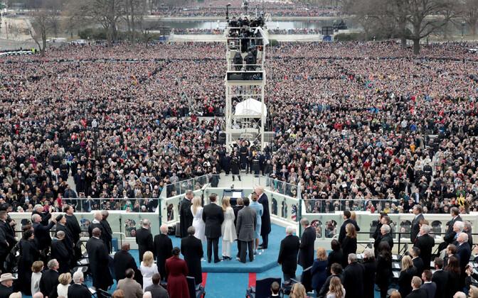 Donald Trumpi ametivande tseremoonia 2017. aasta 20. jaanuaril.