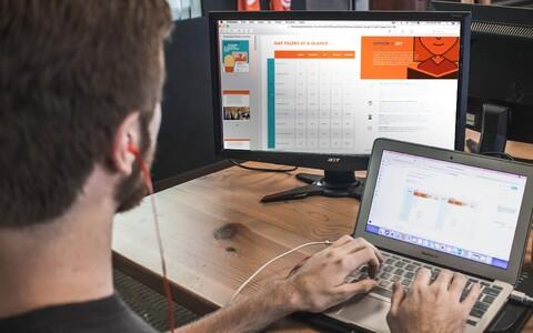 Mitme ekraaniga mitme ülesande ühekorraga tegemine tekitab inimese jaoks info ülekülluse.