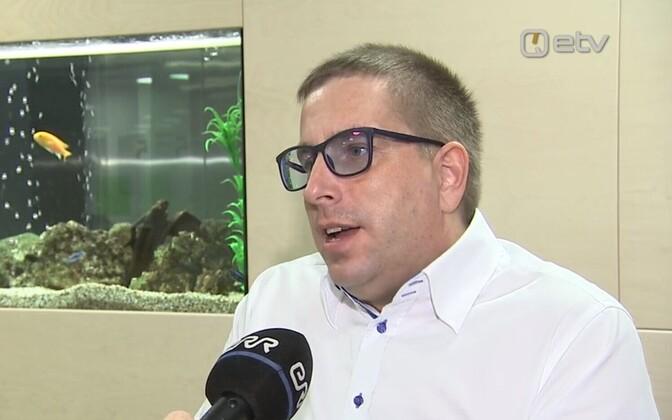 SEB privaatpanganduse strateeg Peeter Koppel.