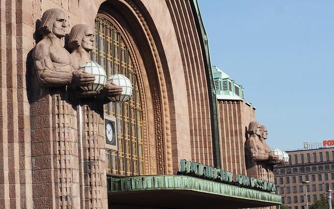 Часть ж/д вокзала в Хельсинки перестроят в гостиницу