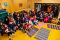 В Лоттемаа прошло торжественное закрытие приуроченной к 100-летию Эстонской Республики детской и молодежной программы