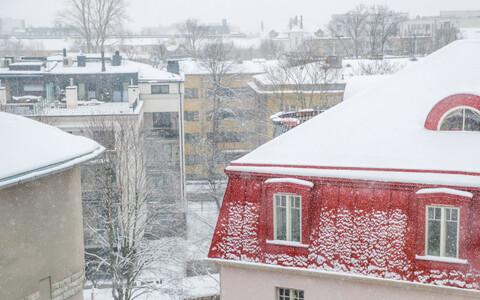 Järgmisel nädalal toob iga päev lund.