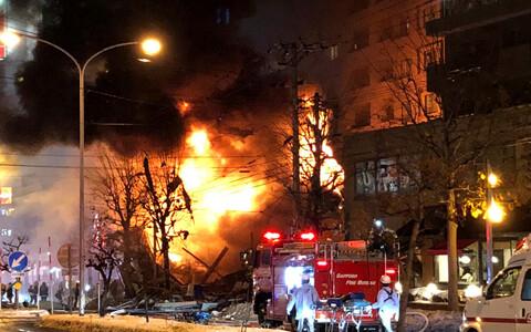 Взрыв в кафе Саппоро, 16 декабря.