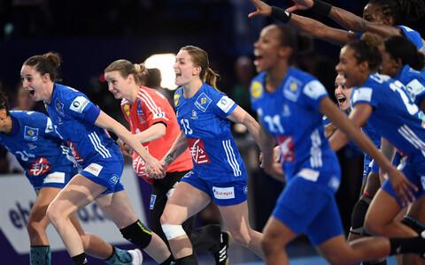 Prantsusmaa naiste käsipallikoondis
