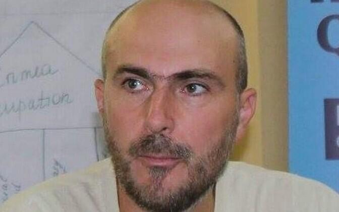 Оливер Лооде стал невъездным в Россию.
