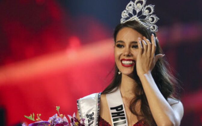 Filipiinide esindaja Catriona Gray