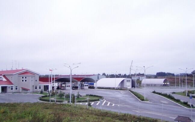 В список утвержденных проектов входит реконструкция погранперехода Лухамаа-Шумилкино.