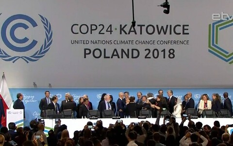 Всемирная конференция ООН по вопросам изменения климата в Польше