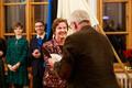 Uute akadeemikute inaugureerimine. Tiina Randma-Liiv.