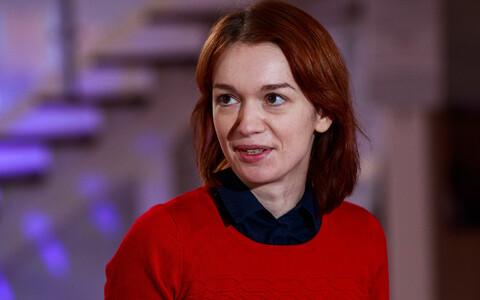 Полина Волкова.