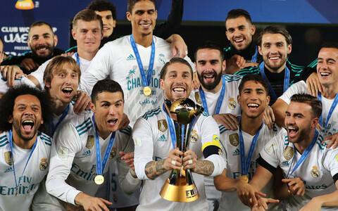 Tiitlikaitsja Madridi Real on klubide MM-i võitnud kolmel korral