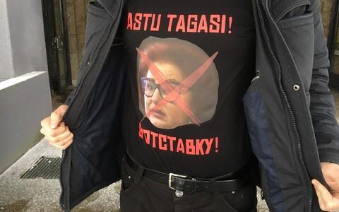 Людмилу Янченко призвали к отставке.