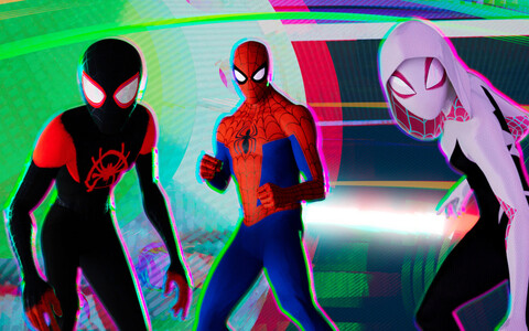"""Ämblikmees: Uus universum"" (""Spider-Man: Into the Spider-Verse"")"