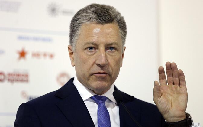 USA Ukraina eriesindaja Kurt Volker on Ukraina otsust tauninud.